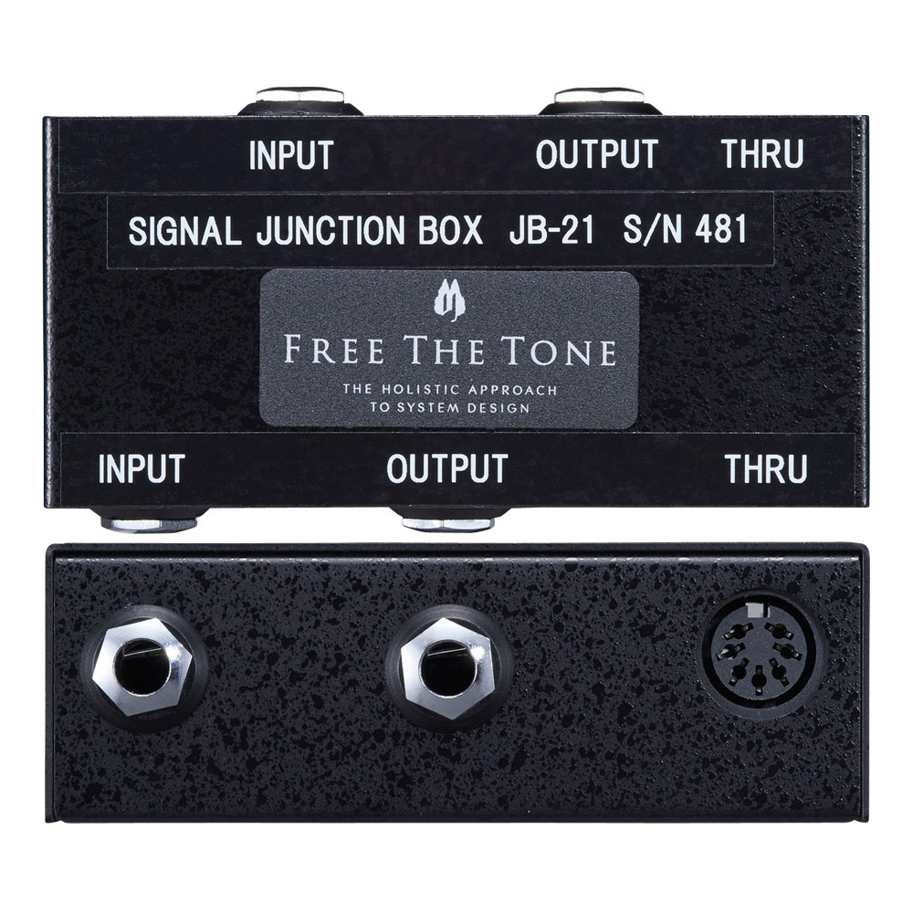 FREE THE TONE / Signal Junction Box JB-21 [ジャンクションボックス]【渋谷店】
