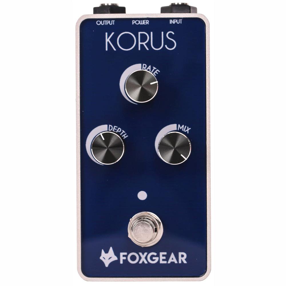 FOXGEAR / Korus [アナログコーラス]【5年保証】【渋谷店】