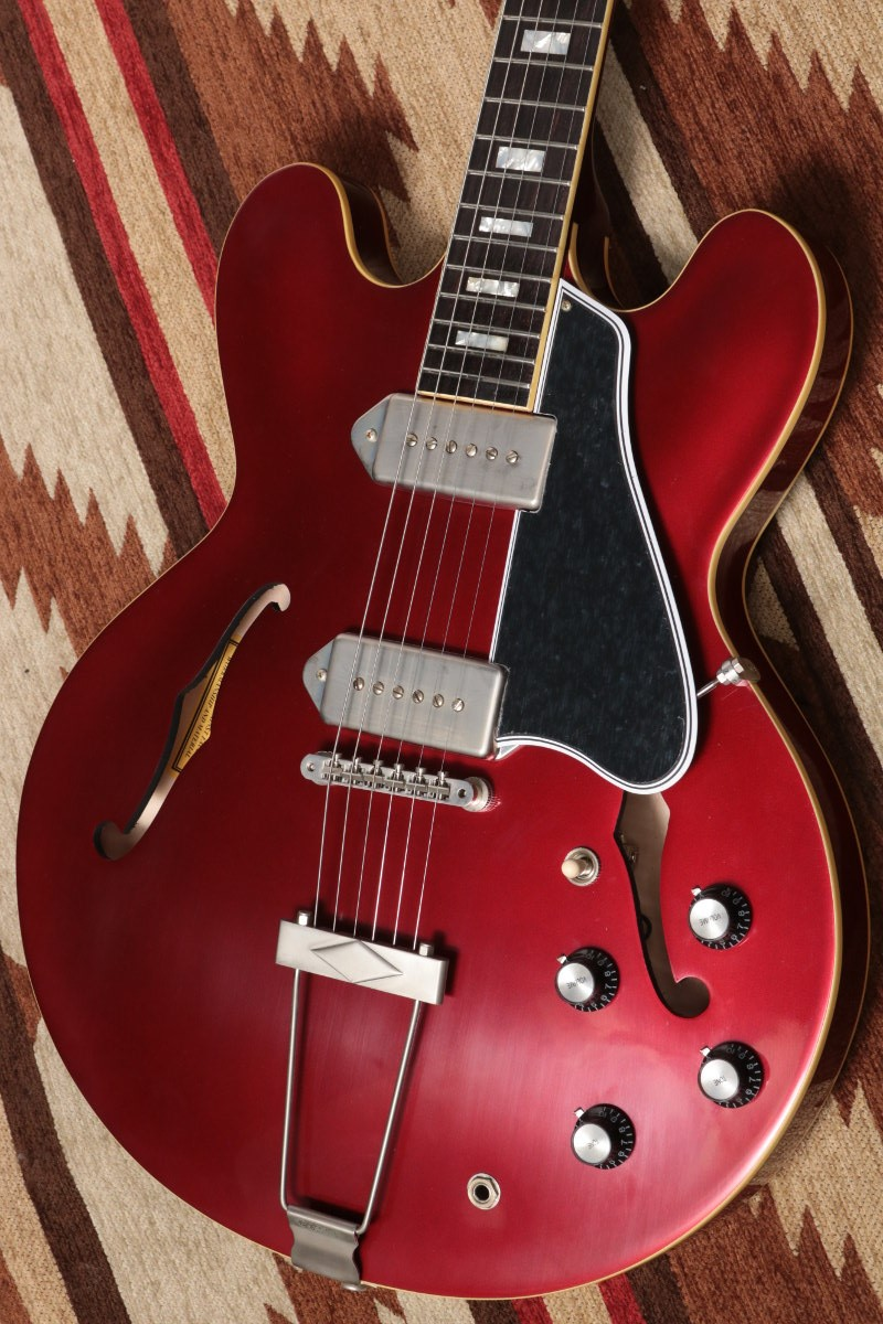 Gibson Memphis / ES-330 Small Block VOS Sparkcle Burgundy 【S/N 12788701】【御茶ノ水FINEST_GUITARS】