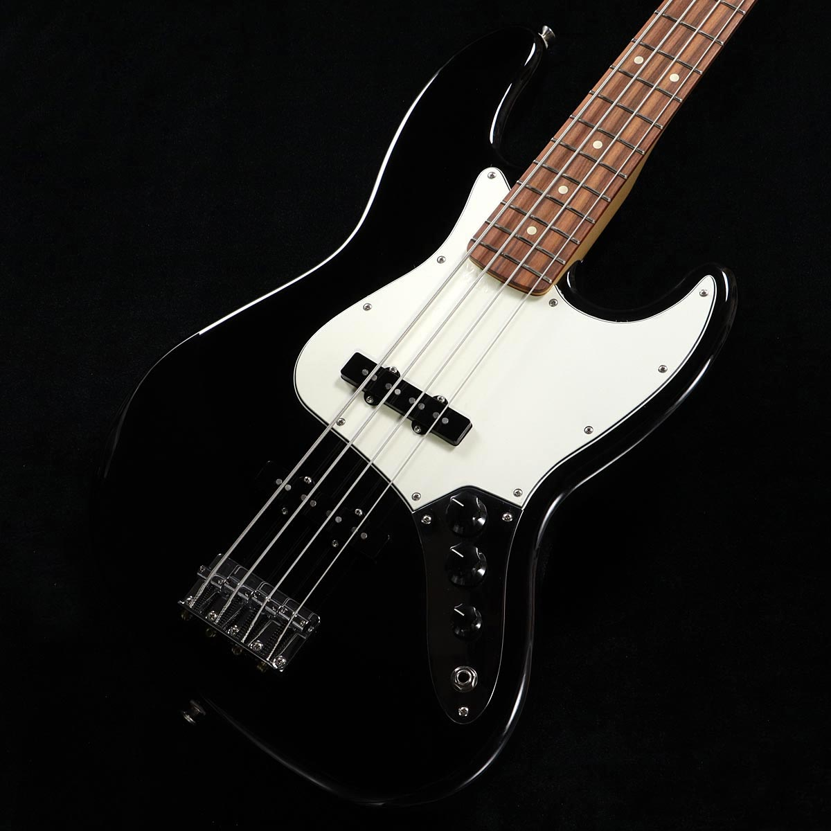 Fender / Player Series Jazz Bass Black Pau Ferro フェンダー【渋谷店】