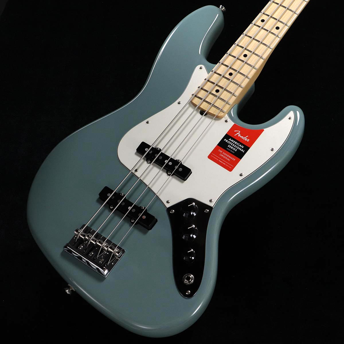 Fender USA/ American Pro Jazz American/ Bass Sonic Grey Fender Maple フェンダー【渋谷店】, レッグウェア専門店 パリシェ:f1341430 --- refractivemarketing.com