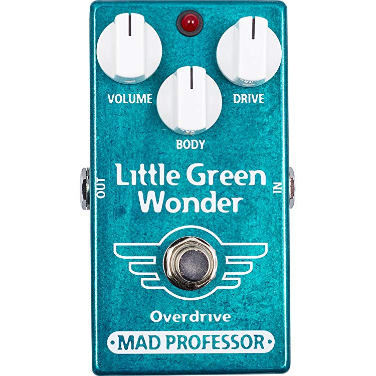 MAD PROFESSOR / NEW LITTLE GREEN WONDER マッドプロフェッサー【御茶ノ水本店】