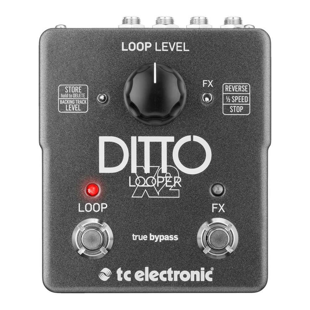 tc electronic / Ditto X2 Looper [ルーパー]【渋谷店】