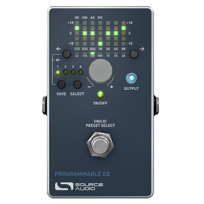 Source Audio / SA170 Programmable EQ [イコライザー]【渋谷店】