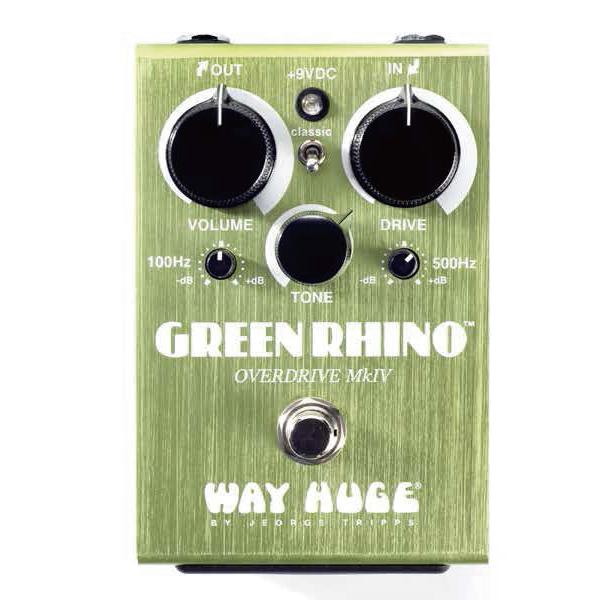 WAY HUGE / WHE207 GREEN RHINO OVERDRIVE MK IV [オーバードライブ]【渋谷店】