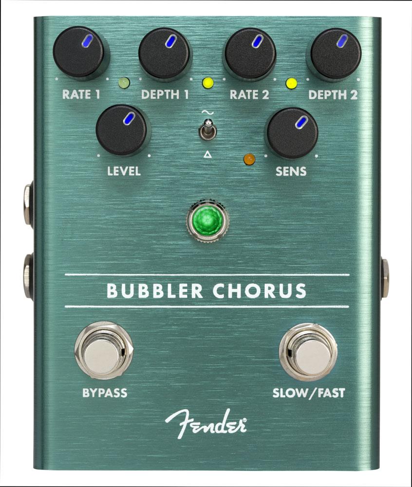 【超目玉】 FENDER// Bubbler Analog Chorus Chorus Bubbler フェンダー コーラス【御茶ノ水本店】, あれんじHana倶楽部:e726a66c --- totem-info.com