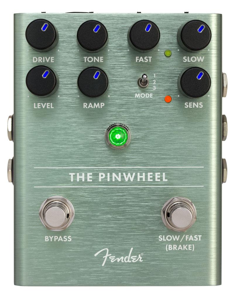 FENDER / The Pinwheel Rotary Speaker Emulator フェンダー【御茶ノ水本店】