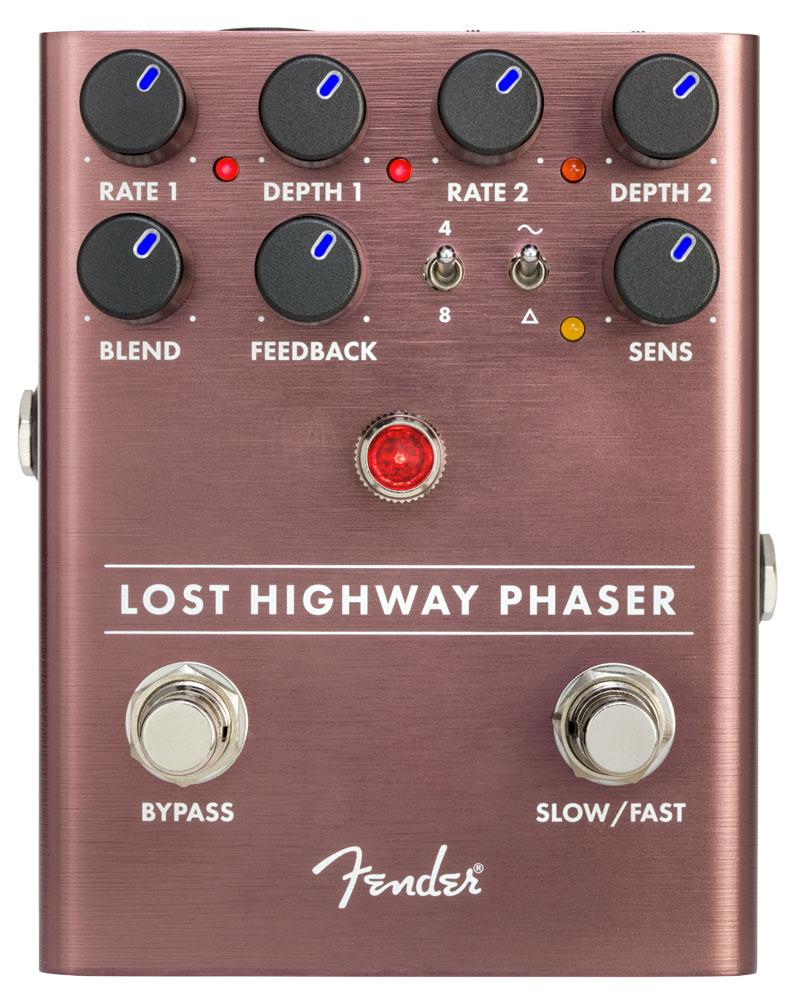 FENDER / Lost Highway Phaser フェンダー フェイザー【御茶ノ水本店】
