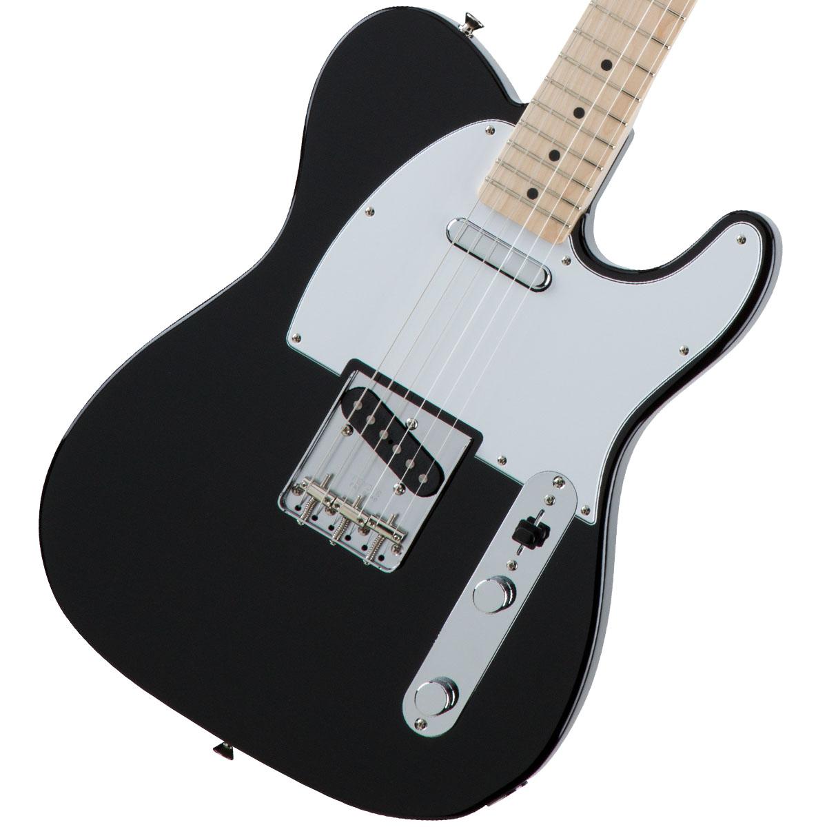 Fender /【即納可能】Made in Japan Traditional 70s Telecaster Ash Maple Fingerboard Black【御茶ノ水本店】