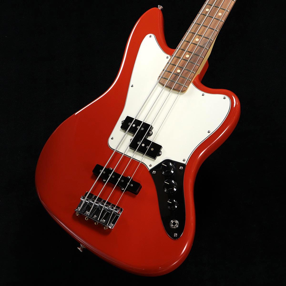 Fender / Player Series Jaguar Bass Sonic Red / Pau Ferro Fingerboard【渋谷店】