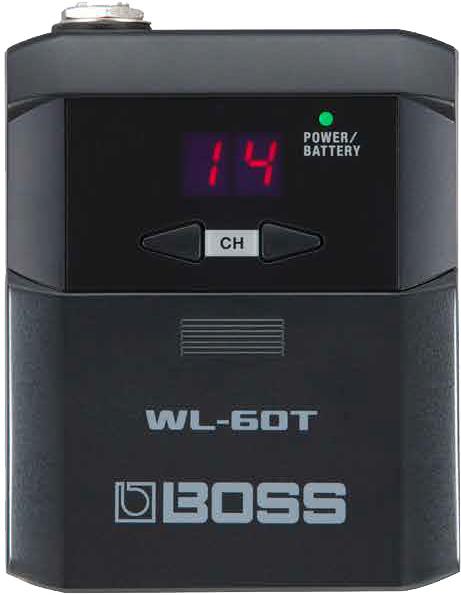 BOSS / WL-60T WL-60専用トランスミッター 《予約注文/7月13日発売予定》【御茶ノ水本店】