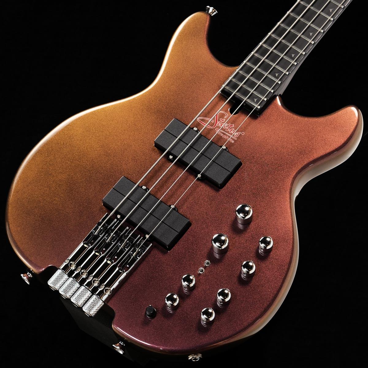 Status Graphite / King Bass Paramatrix Chameleon Tri Color LED PHOENIX 【S/N 0319492】【渋谷店】