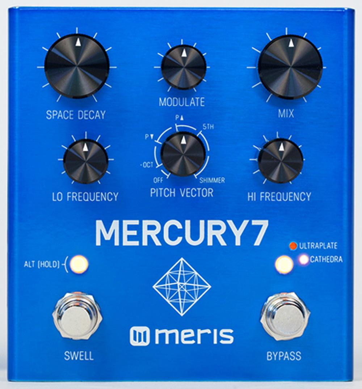 Meris / Mercury 7 Reverb リバーブペダル【渋谷店】