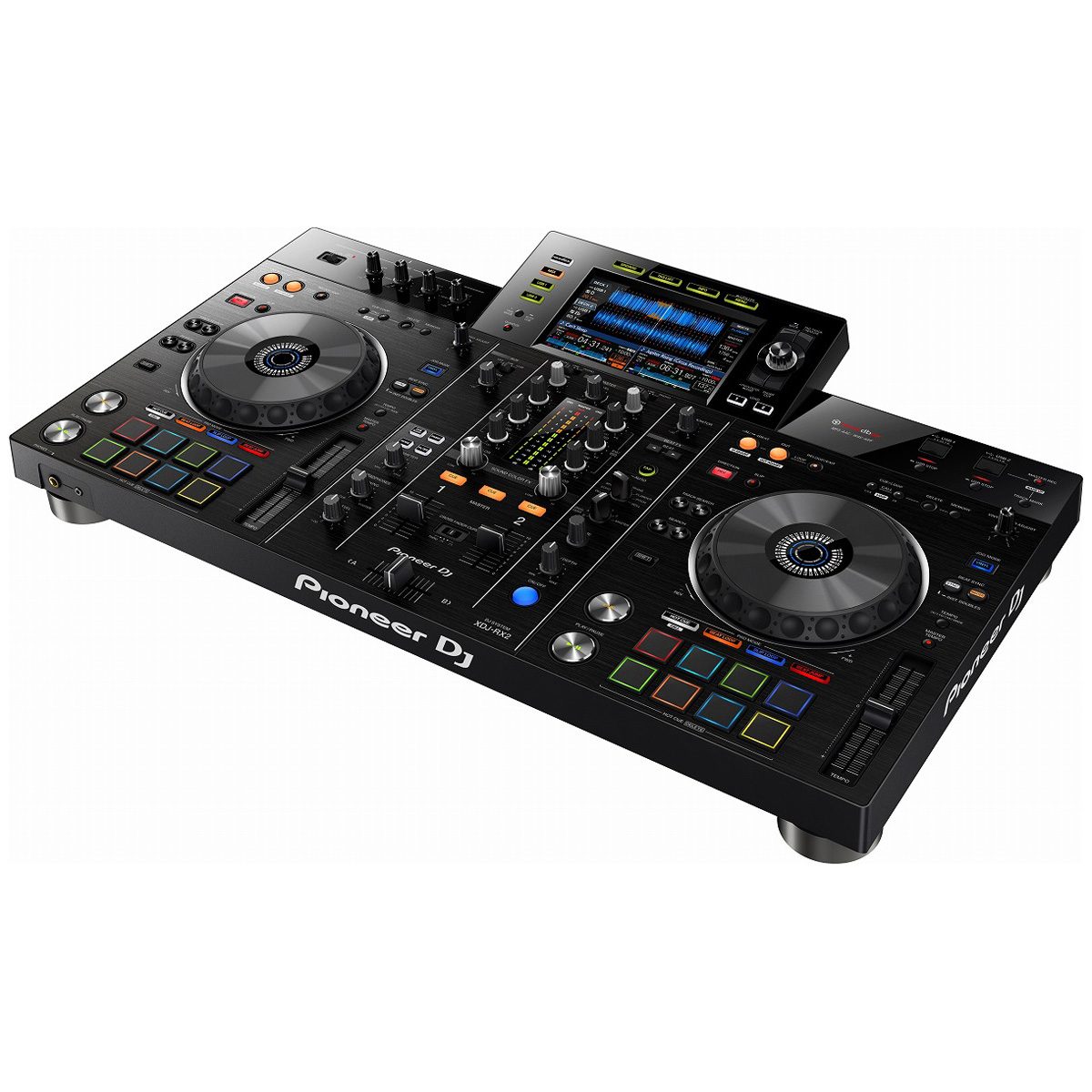 PIONEER DJ / XDJ-RX2 一体型DJシステム【限定特典付き!】 【お取り寄せ商品】【渋谷店】