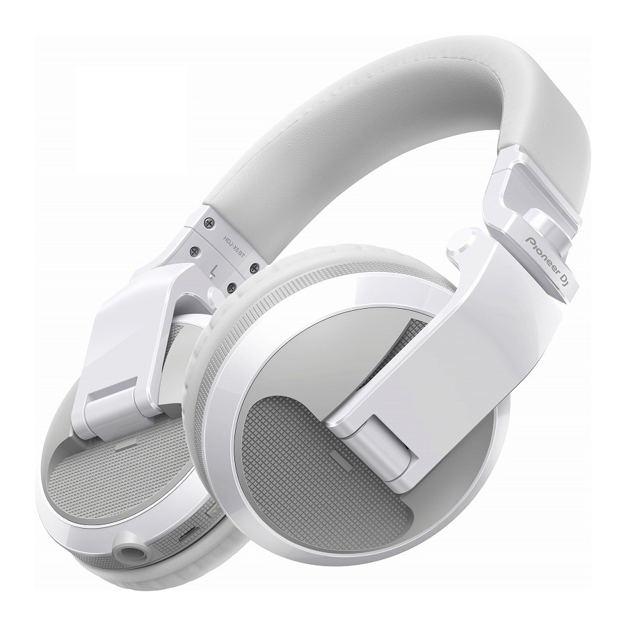 Pioneer / HDJ-X5BT-W (グロスホワイト) ワイヤレスDJヘッドホン【お取り寄せ商品】【渋谷店】