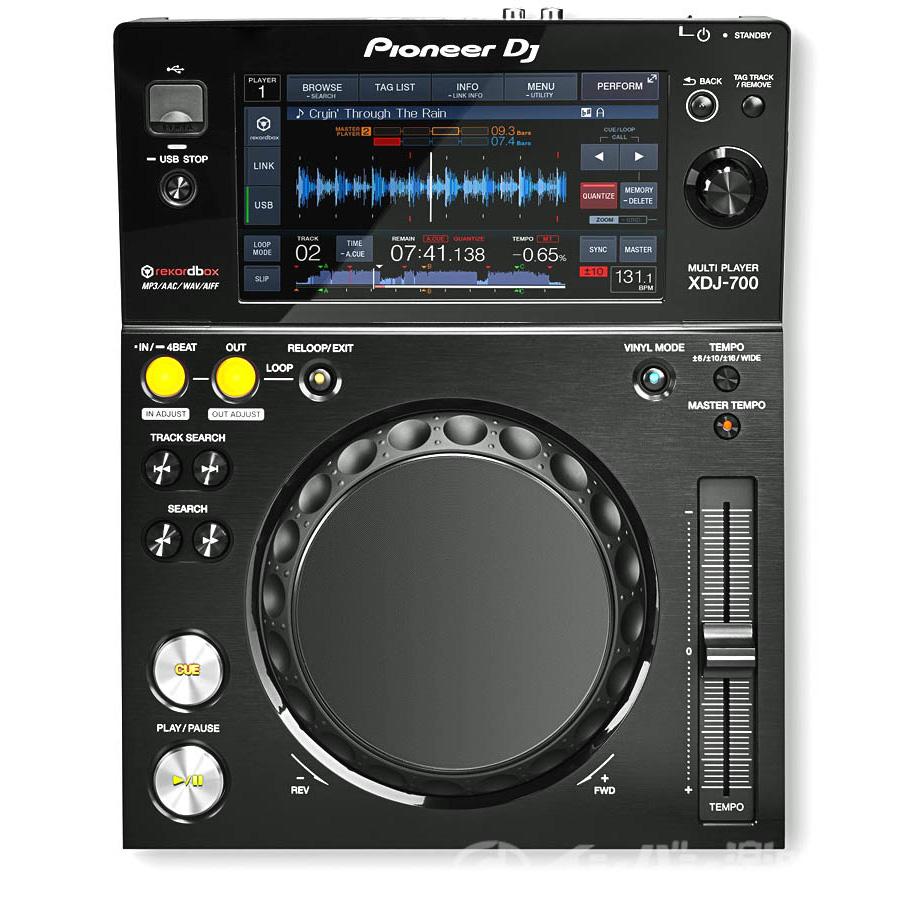 プロモデル直系の多機能な一台 Pioneer XDJ-700 贈与 DJ お取り寄せ商品 SCRATCH音ネタ入りUSBメモリーサービス 渋谷店 在庫処分 DJ用マルチプレーヤー