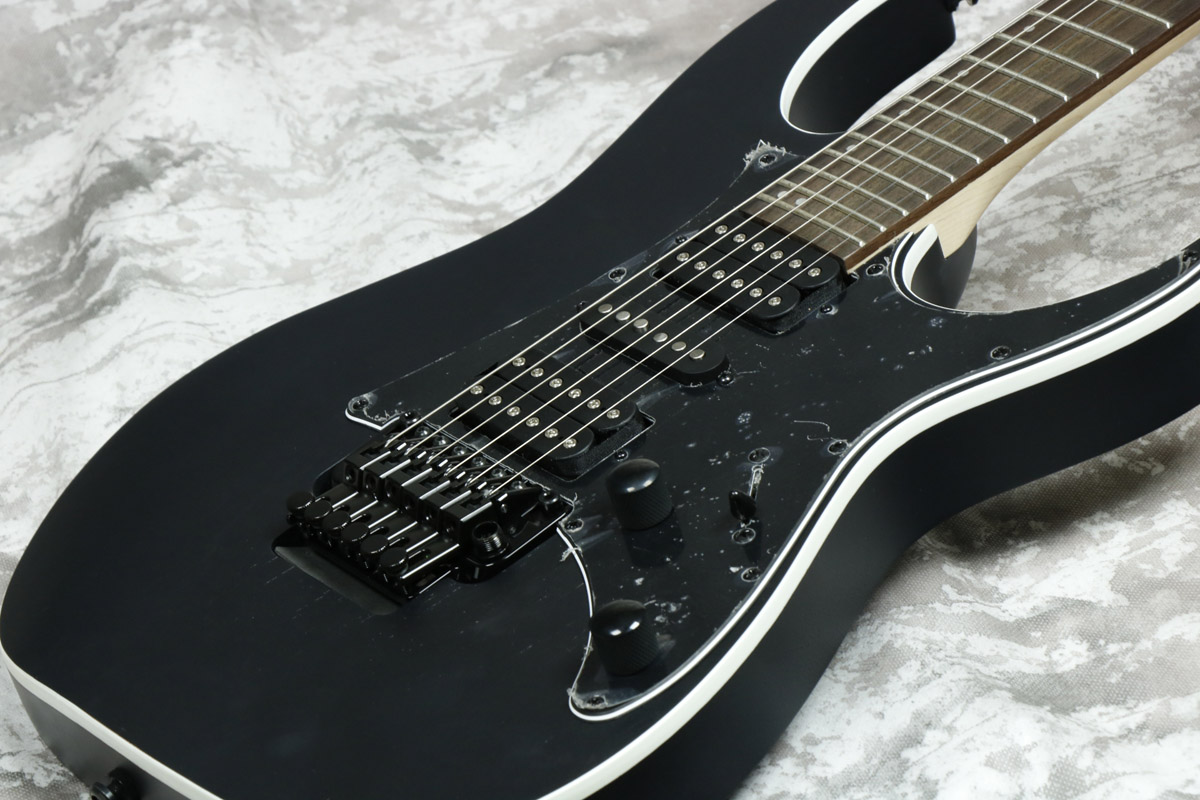 Ibanez アイバニーズ /RG350ZB Weathered Black (WK)【御茶ノ水本店】