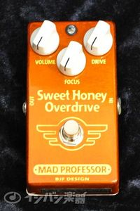 MAD PROFESSOR / New Sweet Honey Overdrive 【エフェクター】【オーバードライブ】【御茶ノ水本店】