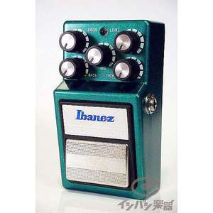 Ibanez アイバニーズ / TS9B (Bass Tube Screamer) ベース用オーバードライブ【御茶ノ水本店】