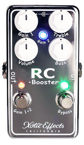 Xotic / RC Booster V2 【御茶ノ水本店】