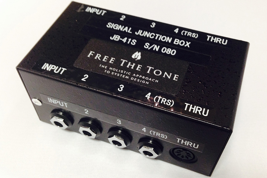 Free The Tone / Signal Junction Box JB-41S 【御茶ノ水本店】
