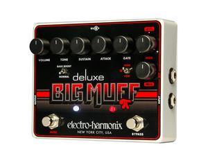 electro-harmonix / DELUXE BIG MUFF ディストーション【正規輸入品】【御茶ノ水本店】【