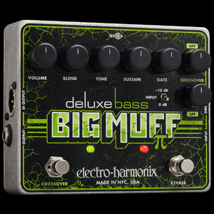 electro-harmonix / Deluxe Bass Big Muff Pi Distortion/Sustainer 【正規輸入品】【御茶ノ水本店】