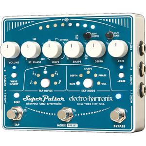 Electro-Harmonix / Super Pulsar Stereo Tap Tremolo【御茶ノ水本店】