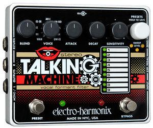 electro-harmonix / Stereo Talking Machine 【御茶ノ水本店】