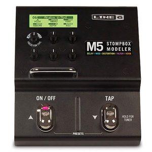 LINE6 / M5 Stompbox Modeler ライン6 ストンプボックス ペダル【横浜店】