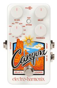 electro-harmonix / Canyon [ディレイ/ルーパー] キャニオン エレクトロハーモニクス 【御茶ノ水本店】