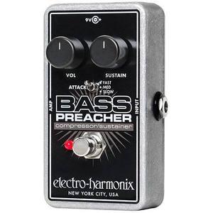Electro Harmonix / Bass Preacher 【コンプレッサー・サスティナー】【御茶ノ水本店】
