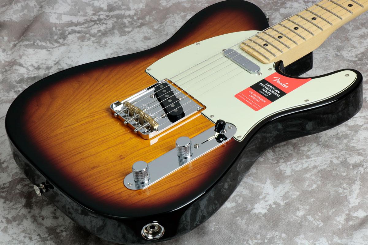 Fender USA / American Pro Telecaster 2-Color Sunburst Maple フェンダー 【御茶ノ水本店】
