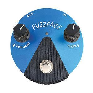 Jim Dunlop / FFM1 Fuzz Face Mini Silicon【御茶ノ水本店】