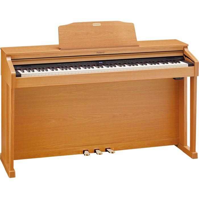 【全国組立設置無料】Roland ローランド / HP504 LWS ライトウォールナット調仕上げ 電子ピアノ(HP504-LWS)(HP504LWS)(HP-504)【御茶ノ水本店】【smtg0401】