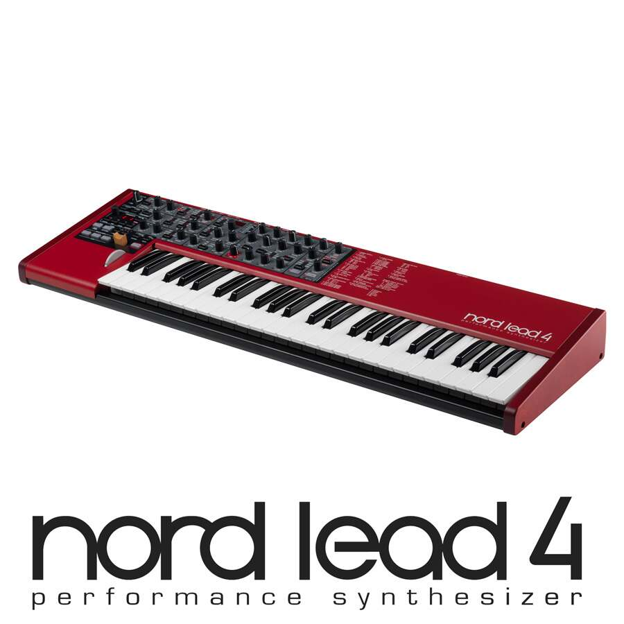 nord ノード / nord lead 4 アナログモデリングシンセサイザー 【横浜店】