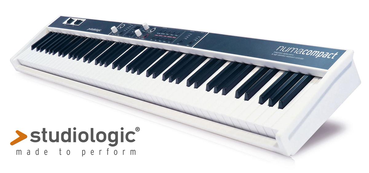 Studiologic スタジオロジック / Numa Compact ステージ・ピアノ【御茶ノ水本店SOUTH】