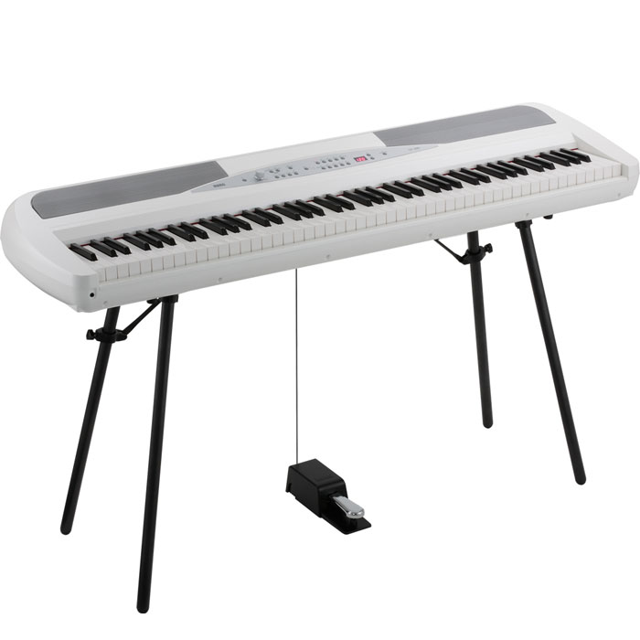 KORG コルグ /SP-280 WH ホワイト 電子ピアノ 【御茶ノ水本店】【smtg0401】