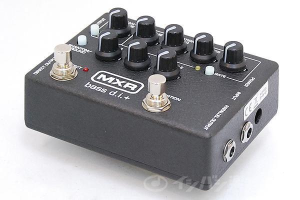 MXR / エムエックスアール M-80 bass d.i.+ベース ディストーション 【御茶ノ水本店】