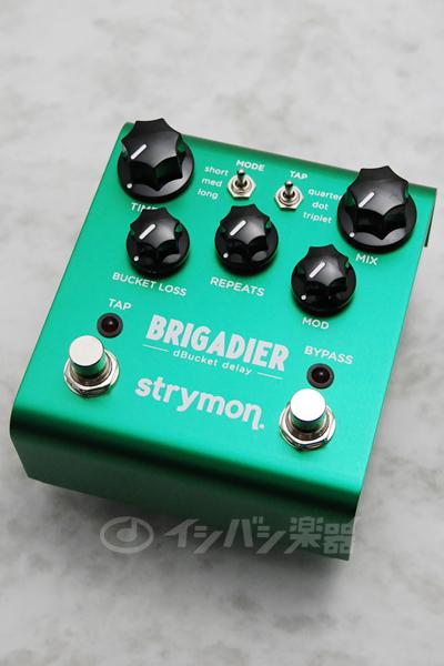 STRYMON / ストライモン BRIGADIER ディレイ 【御茶ノ水本店】