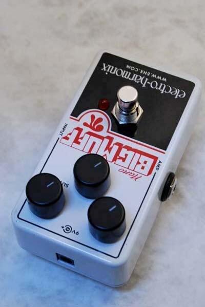 《エレクトロ・ハーモニックス》 【台数限定特価】 Electro Harmonix Big Muff Pi