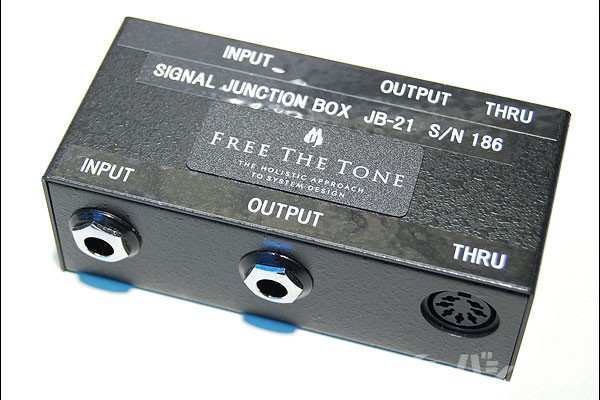 Free The Tone フリーザトーン / JB-21 SIGNAL JUNCTION BOX 【受注生産品】【御茶ノ水本店】