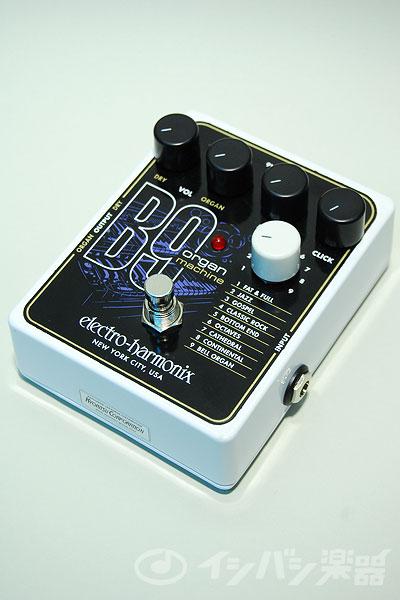 赤札 electro-harmonix B9 Organ 御茶ノ水本店 オルガンサウンドシミュレーター オンラインショッピング Machine 無料
