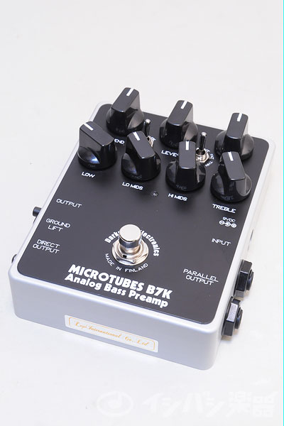 DarkGlass Electronics Microtubes b7k Overdrive/Preamp 【ベース用プリアンプ】【横浜店】