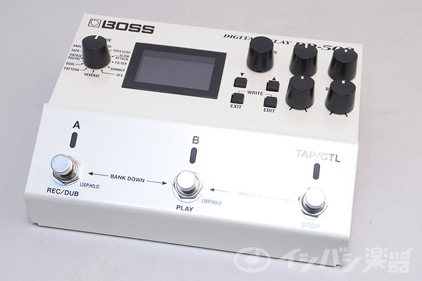 BOSS / DD-500 Digital Delay【御茶ノ水本店】