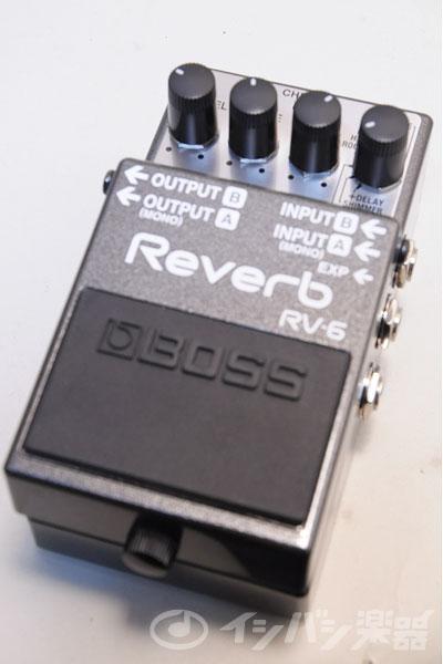 BOSS / RV-6 Reverb【御茶ノ水本店】