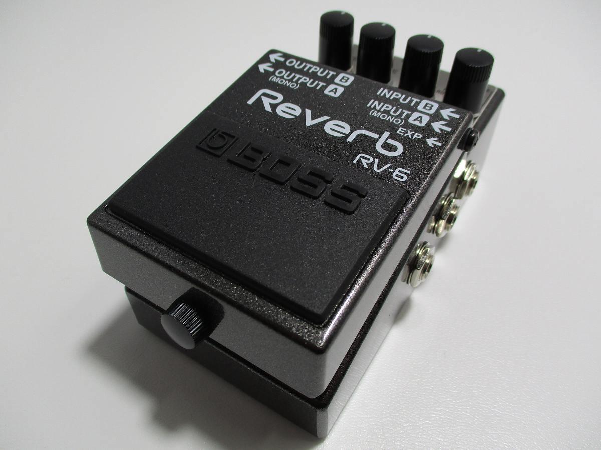 BOSS / RV-6 Reverb≪美品!使用感少!≫【御茶ノ水本店】