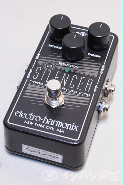 Electro Harmonix / Silencer Noise Gate/Effects Loop【御茶ノ水本店】