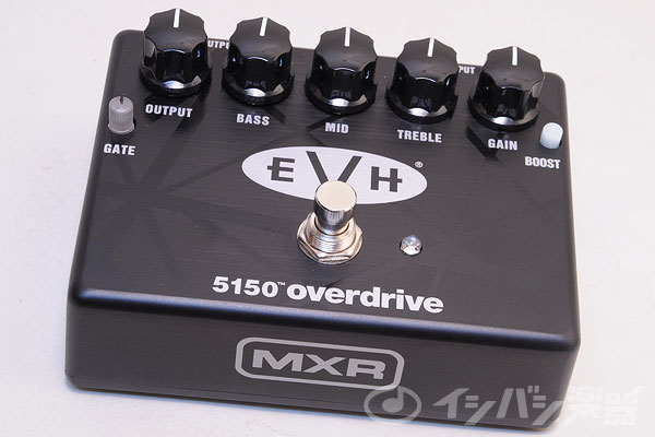 MXR / EVH5150 Overdrive 【御茶ノ水本店】
