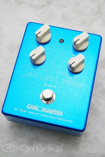 CARL MARTIN / カールマーチン Classic Opto-Compressor コンプレッサー【御茶ノ水本店】